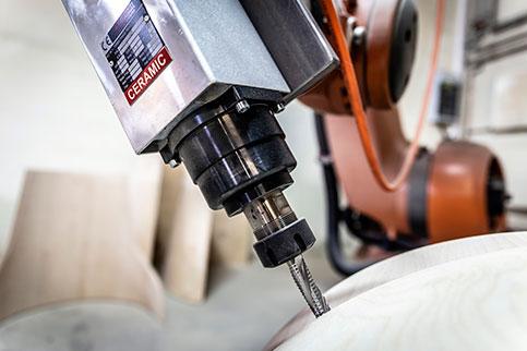 Technische Fertigungskompetenz - maschinelle Arbeit