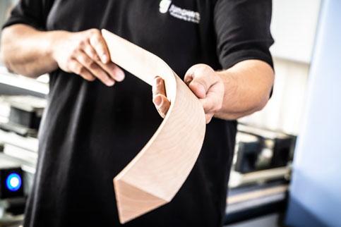 Technische Fertigungskompetenz - Holzform